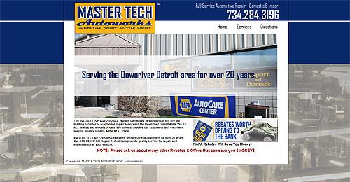 Master Tech Autoworks