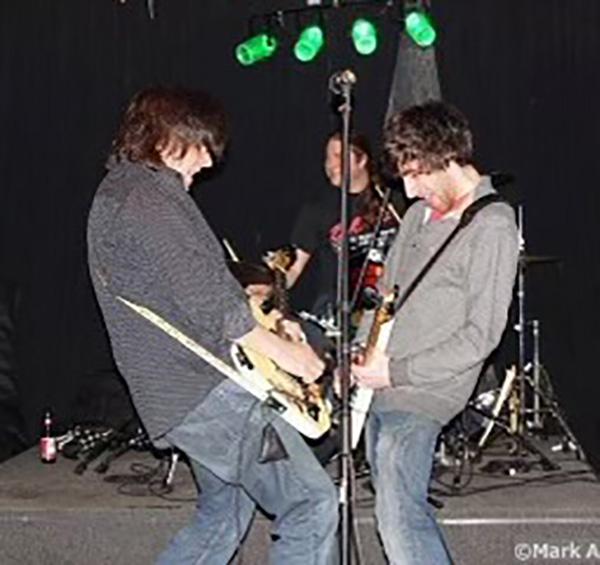 """Guitar"" Joey Gaydos & Joey Gaydos Jr."